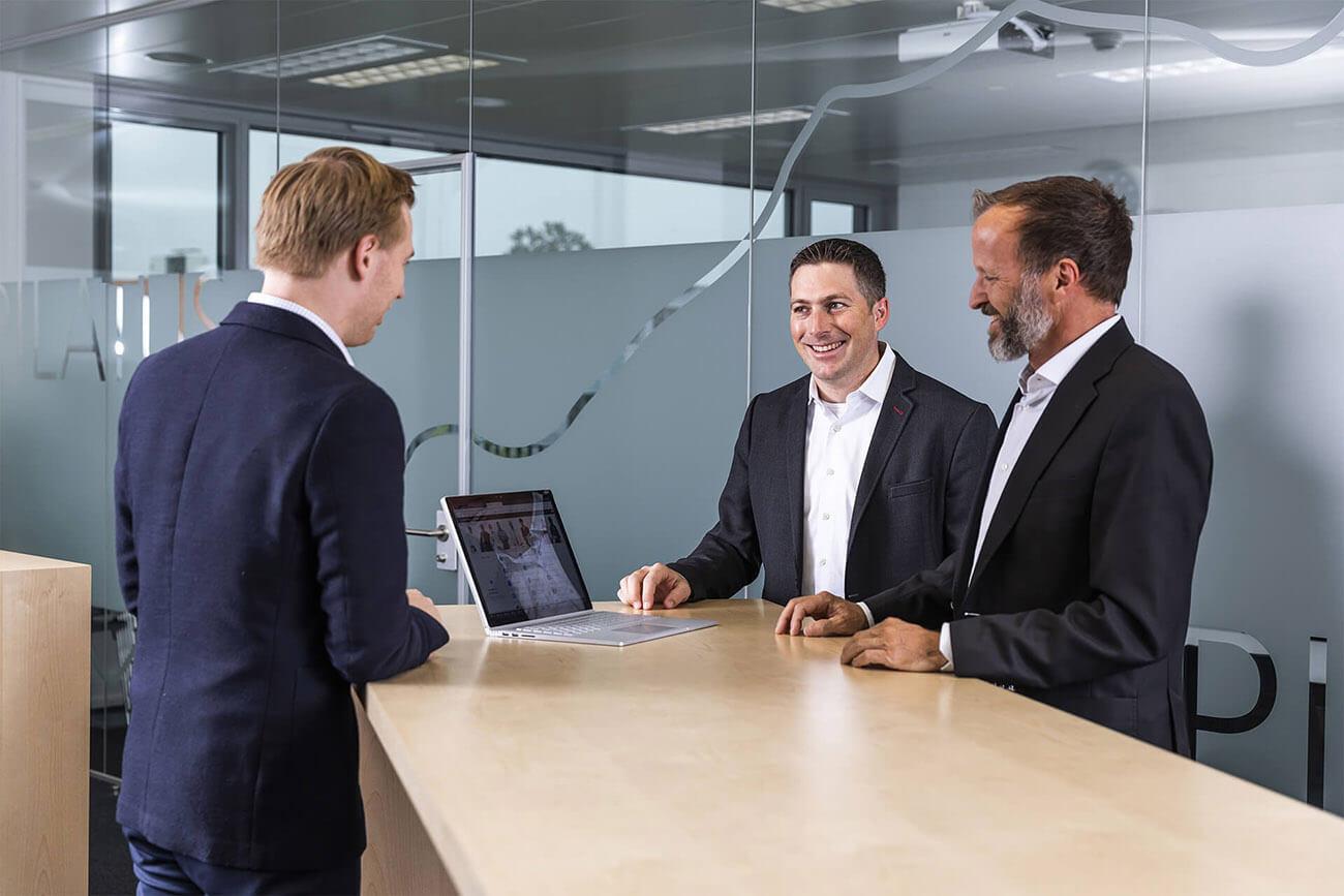 axperience, Ihr Partner für Microsoft Dynamics AX in der Schweiz